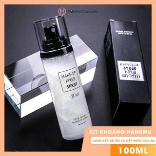 Xịt khoáng nhũ Hanumu make up Fixer Spray 100ml thumbnail