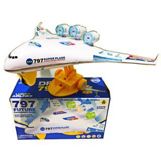 Combo 10 máy bay dơi dơi chạy pin – đồ chơi thông minh cho bé