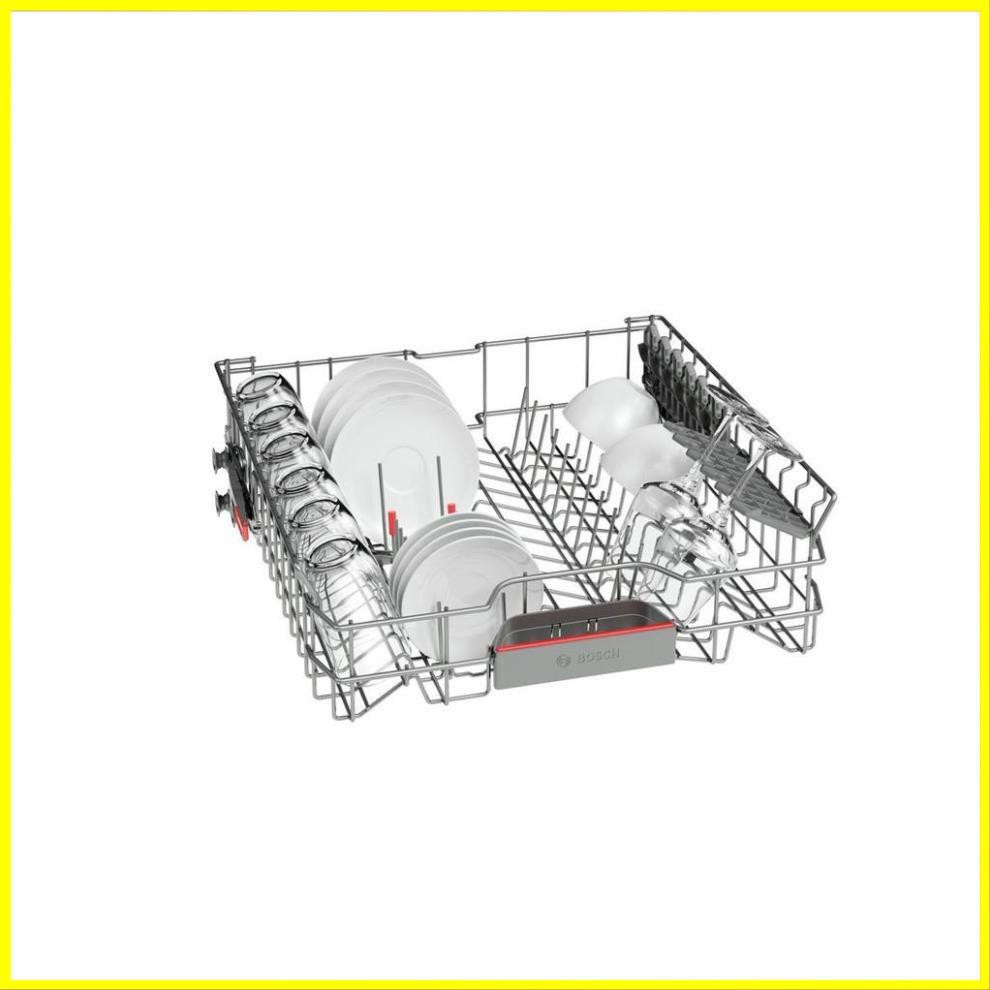 Máy rửa bát âm tủ bán phần Bosch SMI68NS07E TGB - Seri 6 , dung tích rửa 13  bộ ( Xuất sứ Đức - Cam Kết Chính Hãng ) - Phụ tùng & Phụ kiện