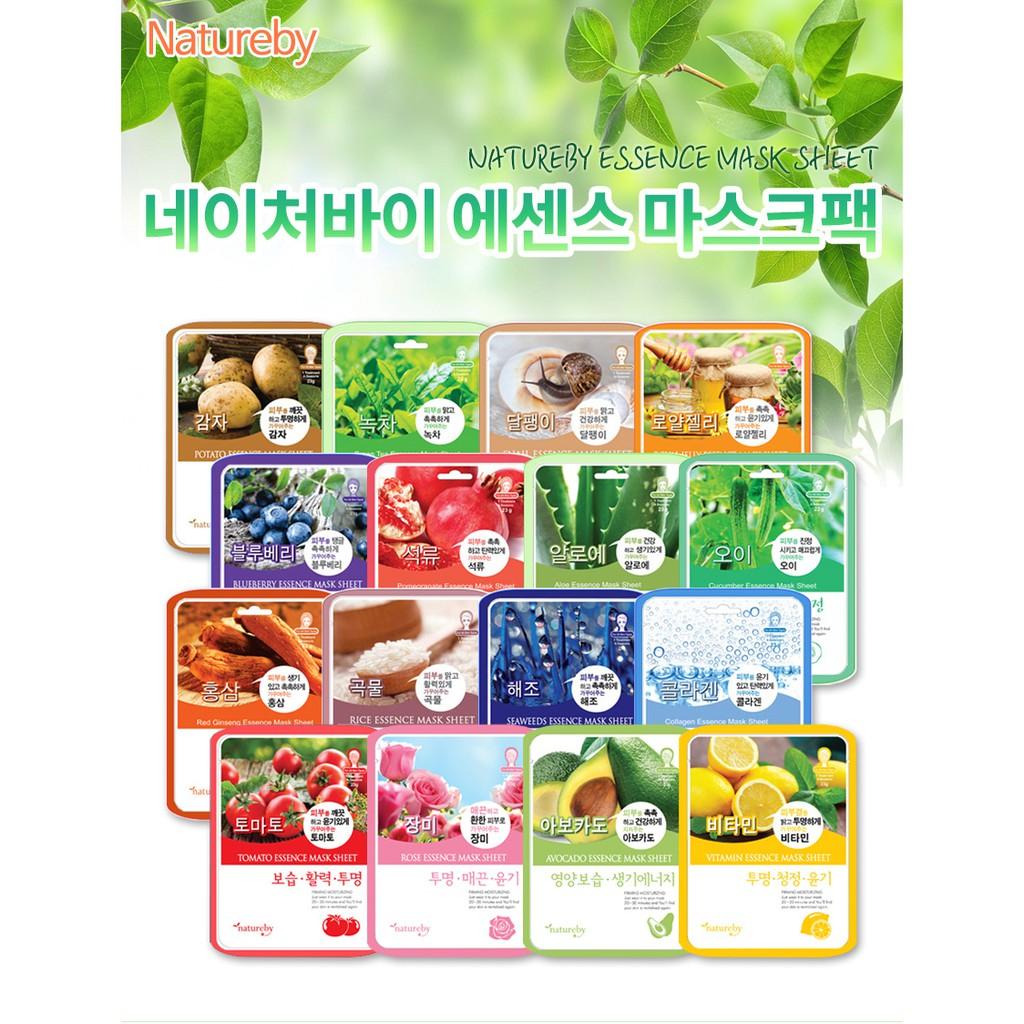 Mặt nạ Natureby Hàn Quốc