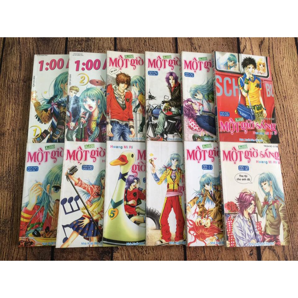 Truyện tranh Một giờ sáng Hwang Mi Ri - 2672582 , 617523148 , 322_617523148 , 140000 , Truyen-tranh-Mot-gio-sang-Hwang-Mi-Ri-322_617523148 , shopee.vn , Truyện tranh Một giờ sáng Hwang Mi Ri