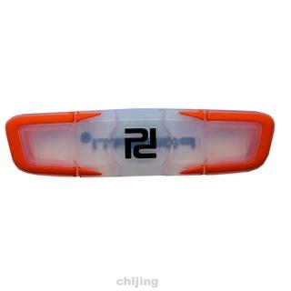 1 PC Shock Absorber Vibration Dampers Anti-skid Soft Silica Gel Indoor Tennis Training Transparent Racket Damper