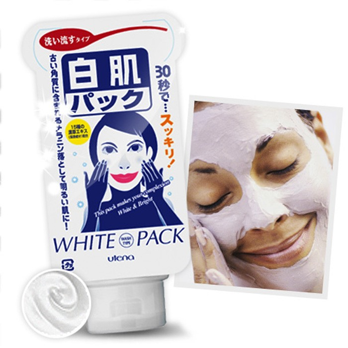 Mặt nạ siêu trắng da Utena White Pack