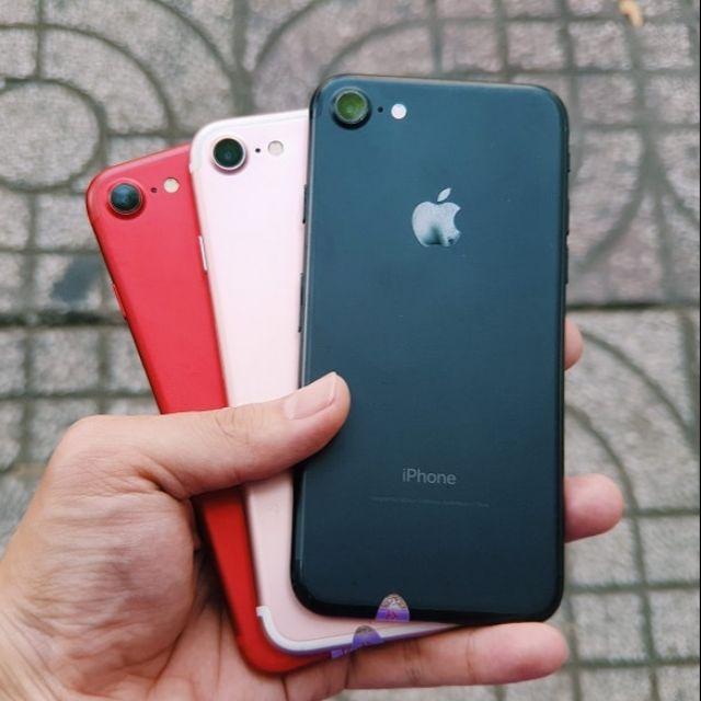 Điện Thoại iPHONE 7 Quốc Tế 32GB (Máy Mới 89% Đến 97%)
