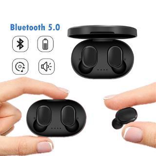 Tai Nghe Bluetooth 5.0 Không Dây B' A6S Mini Tws Chống Nước Kèm Hộp Sạc