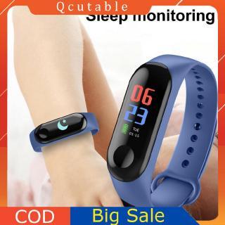 Vòng đeo tay thông minh chống nước IP68 đo nhịp tim