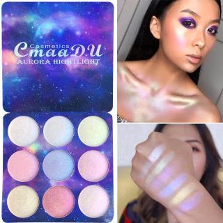 Bảng phấn bắt sáng CmaaDu 9 màu độc đáo thumbnail