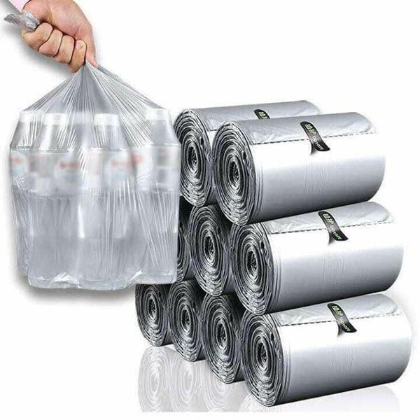 Cuộn 110 túi rác sinh học tự phân hủy siêu dai