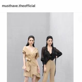 áo must have bên trái size L