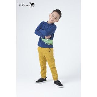 [Mã WABR101050 -10% tối đa 50K cho ĐH từ 250K]Áo thun bé trai in hình IVY moda MS 58K0923 thumbnail
