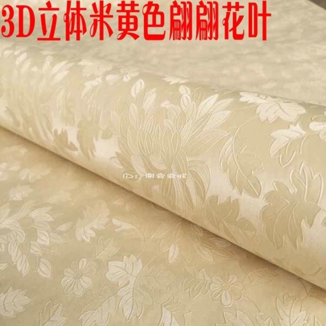 Combo 10 m giấy cúc vàng khổ 60cm