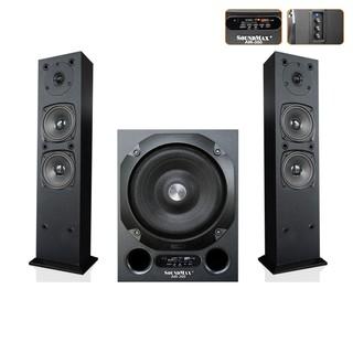 Loa SoundMax AW300/2.1 - Hàng chính hãng