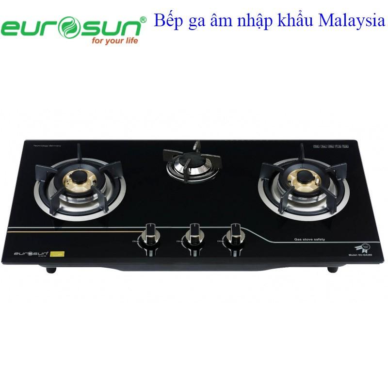Bếp ga âm 3 lò EUROSUN EU - GA309 nhập khẩu Malaysia - 3501513 , 1253134937 , 322_1253134937 , 5940000 , Bep-ga-am-3-lo-EUROSUN-EU-GA309-nhap-khau-Malaysia-322_1253134937 , shopee.vn , Bếp ga âm 3 lò EUROSUN EU - GA309 nhập khẩu Malaysia