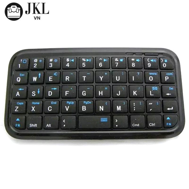 Pocket Mini Bluetooth Keyboard For Iphone 4/4S/5/Sony Ps4 NNV Giá chỉ 196.923₫