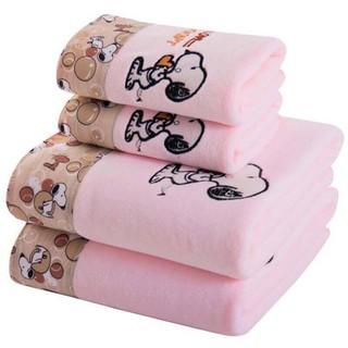 set khăn tắm đôi