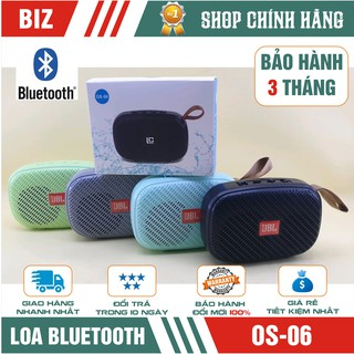 [Mã ELFLASH5 giảm 20K đơn 50K] Loa Bluetooth mini speaker OS-06