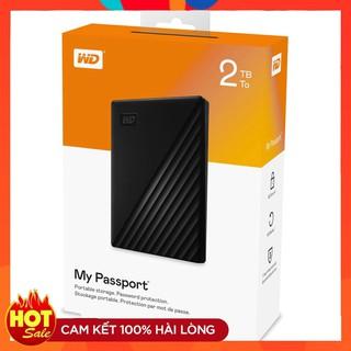 Ổ cứng di động Western my passport 2TB USB 3.0