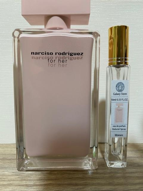 Nước hoa nữ mini Narciso EDP hương thơm quyến rũdung tích 10ml
