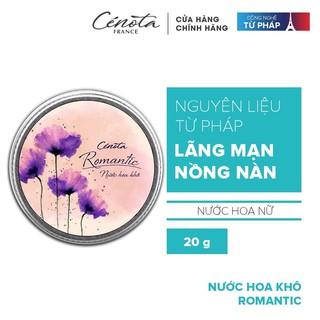 Nước hoa khô Cenota hương thơm đầy lôi cuốn 15g thumbnail