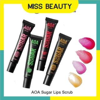 Tẩy tế bào chết môi AOA Sugar Lips Scrub thumbnail