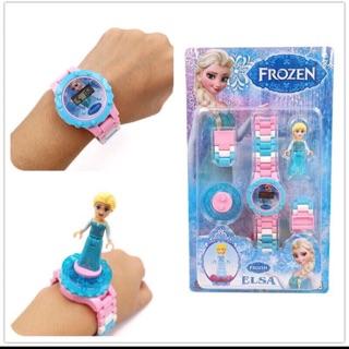 Set đồng hồ đồ chơi cho bé gái