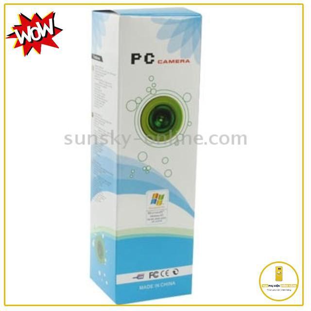 Webcam Hỗ Trợ Chát Video Trực Tiếp Có Đèn Led Kèm Mic Thu Cao Cấp [Có Hạn] Giá chỉ 91.980₫