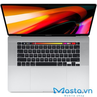Máy tính MacBook Pro 2019 – 16″ Touch Bar – i9 – 1TB SSD