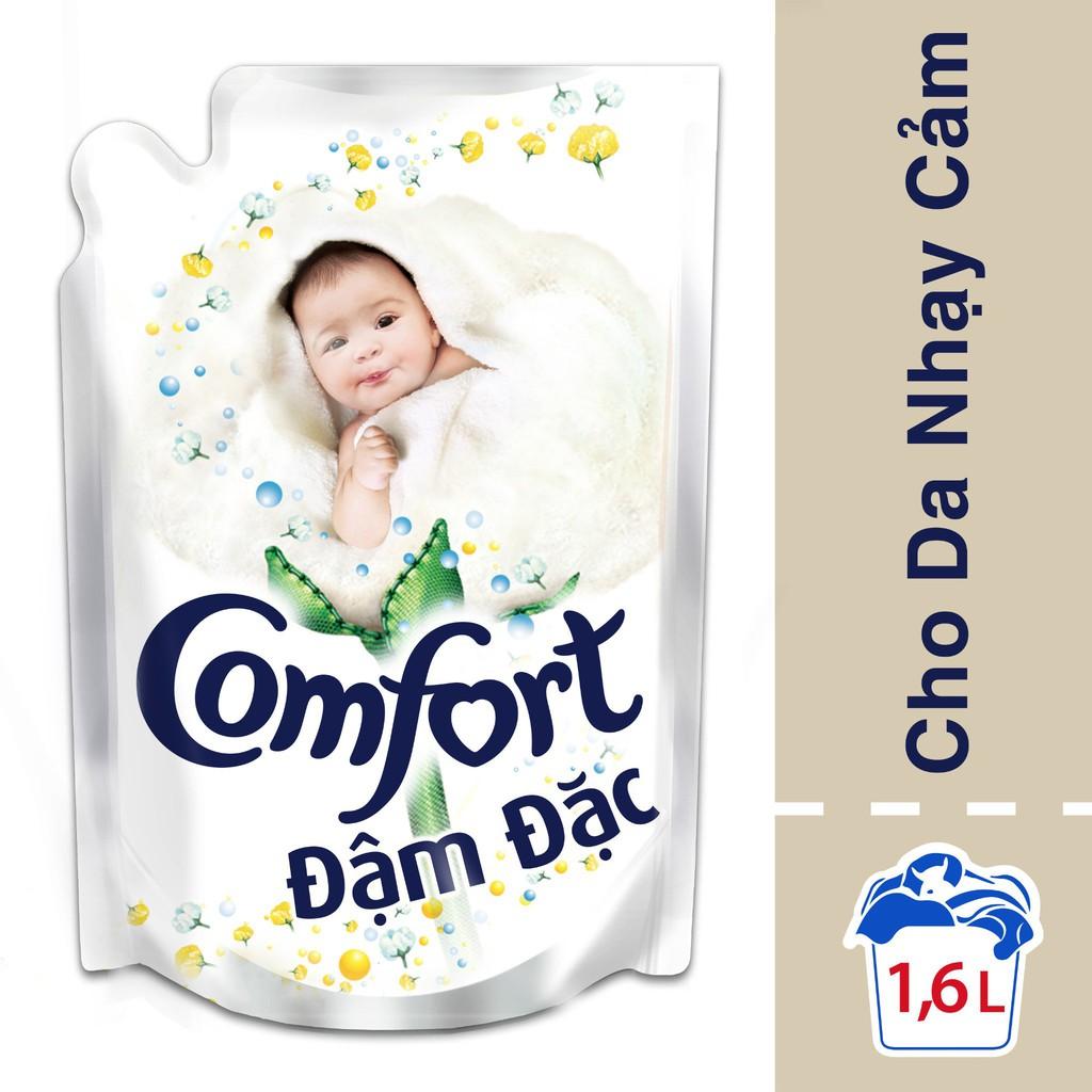 Nước xả vải Comfort Cho Da Nhạy Cảm túi 1.6L MSP67185043