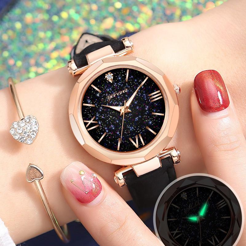 (GIá sỉ) Đồng hồ thời trang nữ Geneva G77