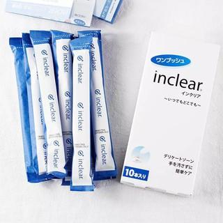 Đũa thần Inclear Nhật Bản Dung dịch vệ sinh phụ nữ Nhật Bản 2