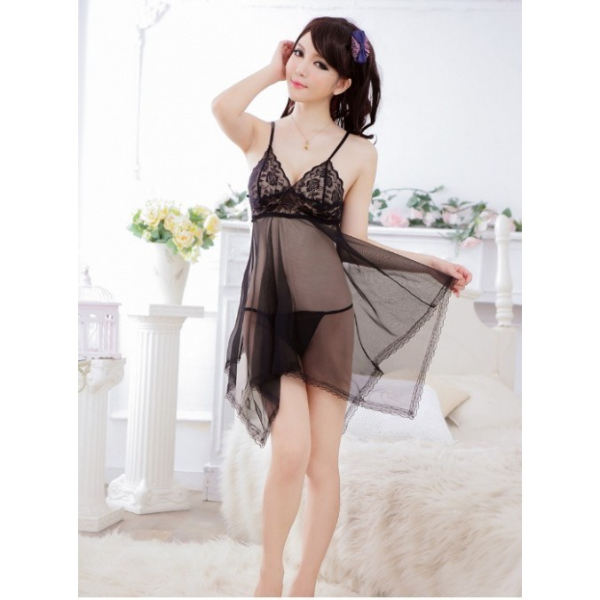 - Áo Đầm ngủ gợi cảm DN24