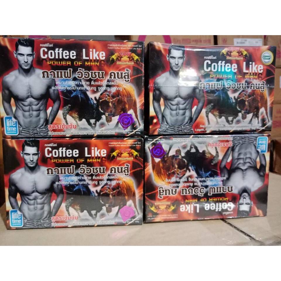 coffee like Cafe giảm cân, tăng cường sinh lực cho phái mạnh - 3207015 , 1240949419 , 322_1240949419 , 280000 , coffee-like-Cafe-giam-can-tang-cuong-sinh-luc-cho-phai-manh-322_1240949419 , shopee.vn , coffee like Cafe giảm cân, tăng cường sinh lực cho phái mạnh