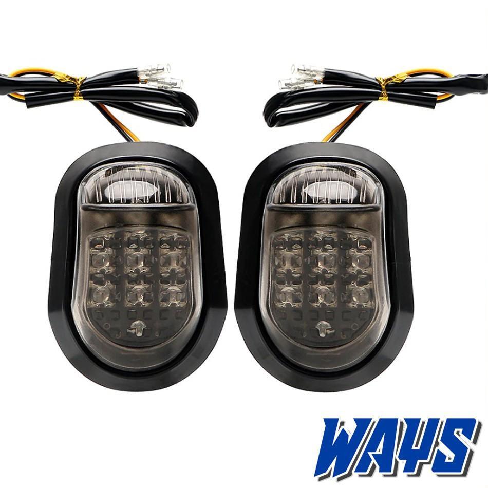 '➟ Đèn LED xi nhan cho xe mô tô L011 CBR 150R 250RR R15 R25 Ninja RR 250 FI GSX R150