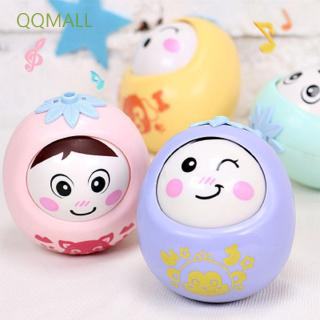 QQMALL Sweet Music Festival Gift Learning Education Baby Rattles Blink Toy Baby Toys
