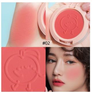 Hình ảnh Blusher Palette SANIYE E0150 Natural 6 Colors 5.5g-4