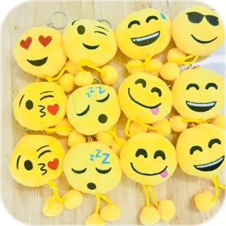 Móc khoá mặt cười