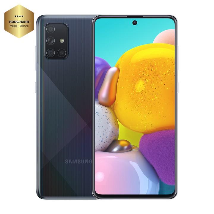 Điện Thoại Samsung A71 8GB/128GB - Hàng Chính Hãng