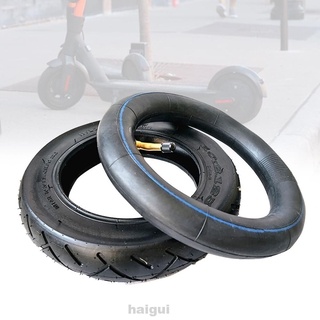 Solid Universal Electric Bicycle Easy Install Rubber Replacement Inner Tube Scooter Tire Set