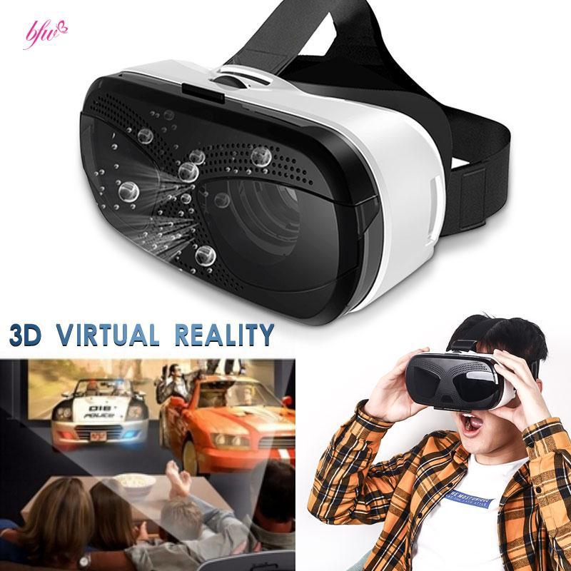 Kính thực tế ảo VR 1080p 360 độ cho điện thoại 3.5-6.0inch và phụ kiện
