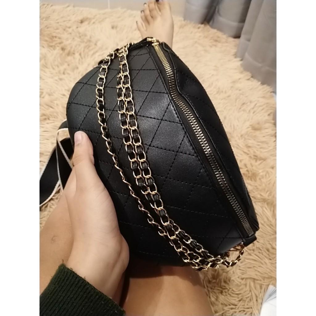 Túi đeo chéo cao cấp, độc đáo, kiểu dáng tiện dụng - More Beauty