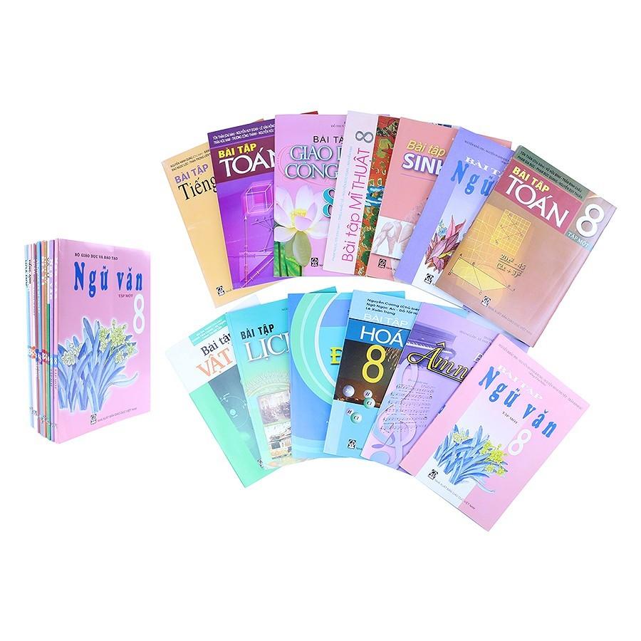 Bộ Sách Giáo Khoa Và Sách Bài Tập Lớp 8 Bộ đầy đủ 29 cuốn (2017) - 9991441 , 318551587 , 322_318551587 , 307000 , Bo-Sach-Giao-Khoa-Va-Sach-Bai-Tap-Lop-8-Bo-day-du-29-cuon-2017-322_318551587 , shopee.vn , Bộ Sách Giáo Khoa Và Sách Bài Tập Lớp 8 Bộ đầy đủ 29 cuốn (2017)