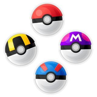 Banh Đồ chơi Pokeball [Pokemon]