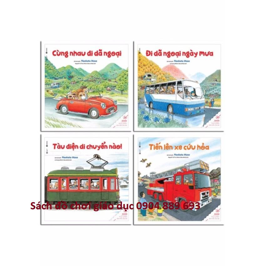 """Bộ 4 cuốn sách Ehon – """"Cùng tớ đi dã ngoại nhé"""" - 2631586 , 803749533 , 322_803749533 , 196000 , Bo-4-cuon-sach-Ehon-Cung-to-di-da-ngoai-nhe-322_803749533 , shopee.vn , Bộ 4 cuốn sách Ehon – """"Cùng tớ đi dã ngoại nhé"""""""