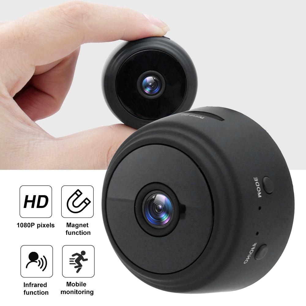 A9 1080P HD Mini IP WIFI Camera Wireless Home Security DVR Night Vision