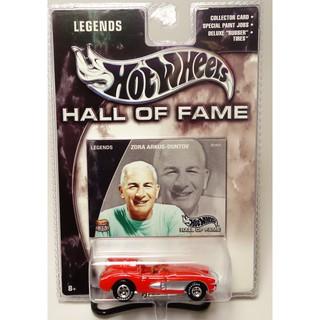 Xe mô hình 1:64 Hot Wheels Hall of Fame – 1956 Corvette SR-2