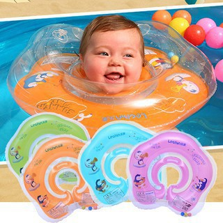 [ ẢNH THẬT 100% ] Phao bơi đỡ cổ cho bé