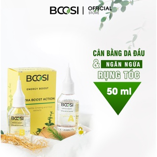 Tinh chất nuôi dưỡng da đầu và hỗ trợ tóc phát triển Bcosi Energy Boost Extra Boost Action thumbnail