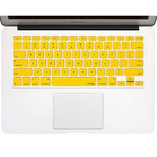 Phủ phím bảo vệ macbook - màu vàng thumbnail