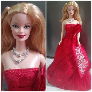 Búp bê barbie holiday chính hãng