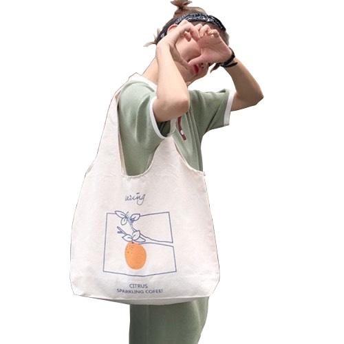 Túi Vải Đeo Vai Phong Cách Nhật Bản Cao Cấp XinhStore